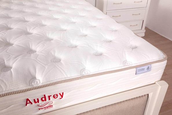 Đệm lò xo Dunlopillp Audrey 8
