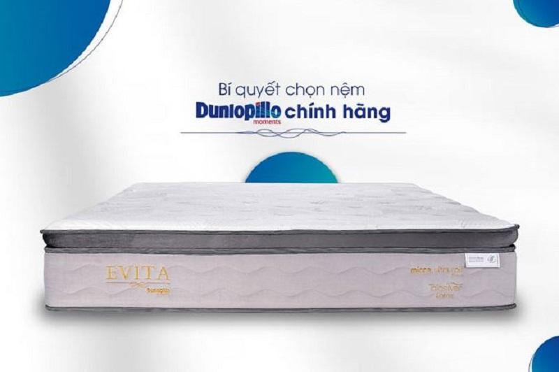 Đệm Lò Xo Dunlopillo chính hãng giá rẻ 1