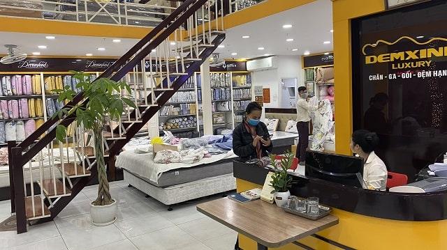 mua đệm Dunlopillo tại Quảng Ninh 1